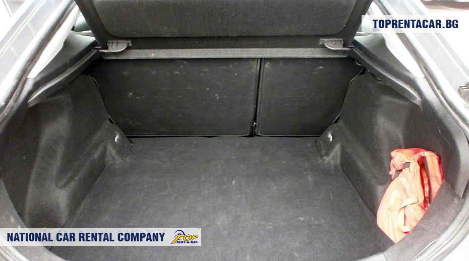 Ford Mondeo - багажник