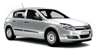 Opel Astra под наем