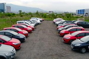 Аренда автомобилей в Софии