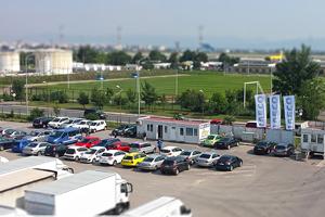 Аренде автомобилей из аэропорта Софии