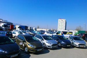 Прокат автомобиль в Софии
