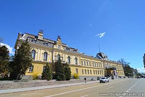 Архитектура в Софии