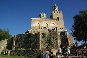 Церковь на холме Царевец