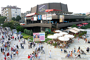 Фестивально-конгрессный центр Варны