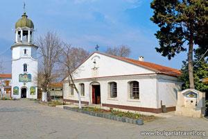 Церковь в Поморие