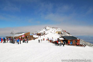 Лыжня в Боровец